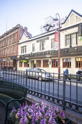 Central Hotel Hobart - Hobart