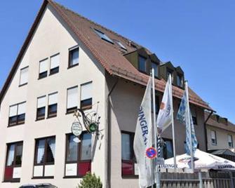 Hotel Daucher - Nuremberg - Building