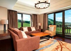 Sheraton Changbaishan Resort - Manjiang - Living room