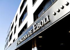 Hotel Sercotel Princesa De Eboli - Pinto - Rakennus