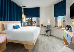 ArtHouse Hotel New York City - New York - Makuuhuone