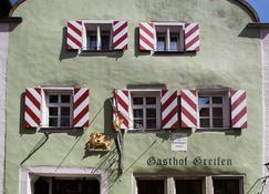 Hotel-Gasthof Goldener Greifen - Rothenburg ob der Tauber - Edificio