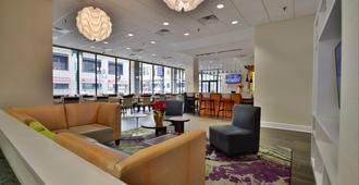 Holiday Inn Downtown Memphis, An Ihg Hotel - ממפיס - טרקלין