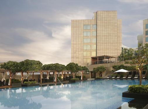 The Leela Ambience Hotel & Residences, Gurugram - Gurgaon - Κτίριο