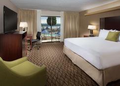 Red Lion Hotel On The River Jantzen Beach - Portland - Schlafzimmer