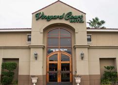 Vineyard Court Designer Suites Hotel - College Station - Building