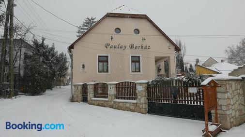 Paulay Borház és Vendégház - Tokaj - Edificio