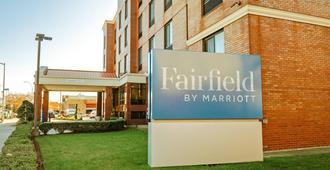 Fairfield Inn By Marriott New York Laguardia Airport/Astoria - Queens - Building