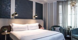 The Evelyn Hotel - New York - Camera da letto