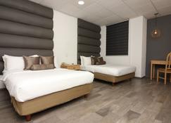 Hotel Posada San Antonio - Рейноса - Спальня