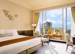 هونج كونج جولد كوست هوتل - Hong Kong - غرفة نوم