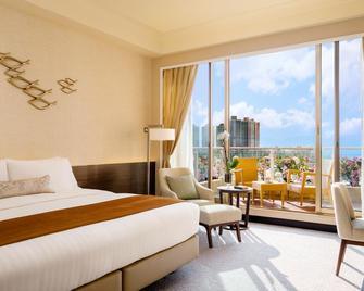 Hong Kong Gold Coast Hotel - Гонконг - Спальня