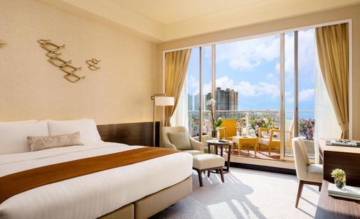 Hong Kong Gold Coast Hotel - Hongkong - Makuuhuone