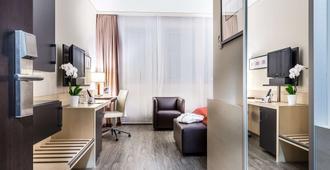 Best Western Premier Novina Hotel Regensburg - Regensburg - Wohnzimmer