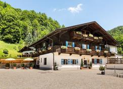 Pension Gasthof Etzerschlössl - Berchtesgaden - Toà nhà