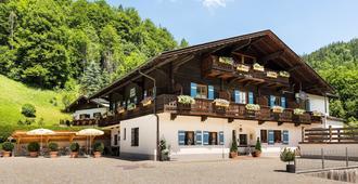 Pension Gasthof Etzerschlössl - Berchtesgaden - Gebäude