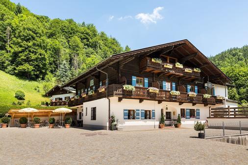 Pension Gasthof Etzerschlössl - Berchtesgaden - Κτίριο