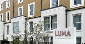 Heeton Concept Hotel-Luma Hammersmith - Londra - Bina