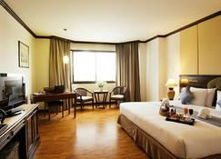 Star Convention Hotel - Rayong - Bedroom