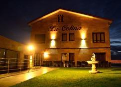 Hotel La Colina - Gijón - Edificio