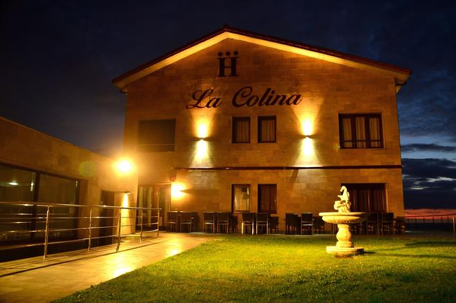 Hotel La Colina - Gijón - Building