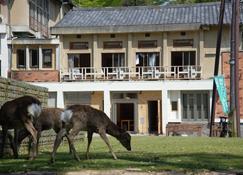 Mountain Home Lodge in Deer Park - Nara - Bâtiment