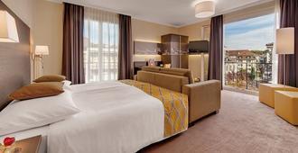 Bellerive Hotel - Lausanne - Bedroom