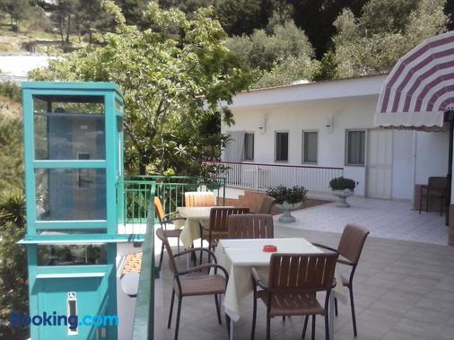 Hotel Piccolo Paradiso - Peschici - Ban công