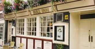 The Bull Inn - Shrewsbury