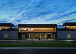 Courtyard by Marriott Greensboro - Greensboro - Bangunan