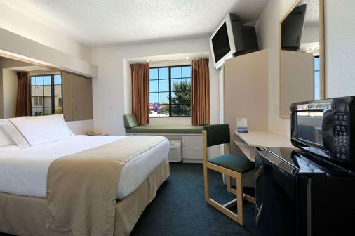 阿靈頓/達拉斯溫德姆麥克羅特酒店 - 阿靈頓 - 阿林頓 - 臥室