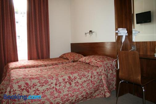 韋奇伍德酒店 - 倫敦 - 倫敦 - 臥室