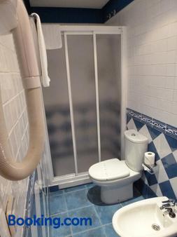 Hosteria Sara - Salamanca - Bathroom