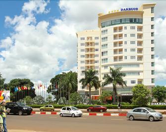 Dakruco Hotel - Buôn Ma Thuột - Gebouw