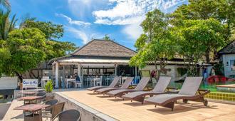 Punnpreeda Beach Resort - Самуи - Патио