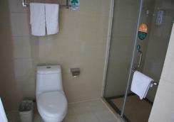 Gme Nanjing Caochangmen Nanyihou Stress Hotel - Ναντσίνγκ - Μπάνιο