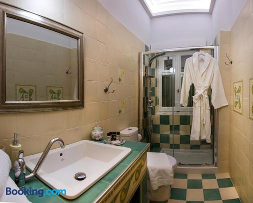 Efchi Suites 1904 - Rhodes - Bathroom