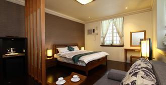 Star Shine B&B - Jiaoxi Township - Bedroom