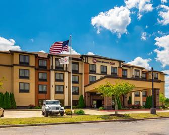 Best Western Plus Tupelo Inn & Suites - Tupelo - Edificio