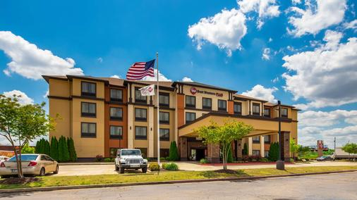 Best Western Plus Tupelo Inn & Suites - Tupelo - Toà nhà