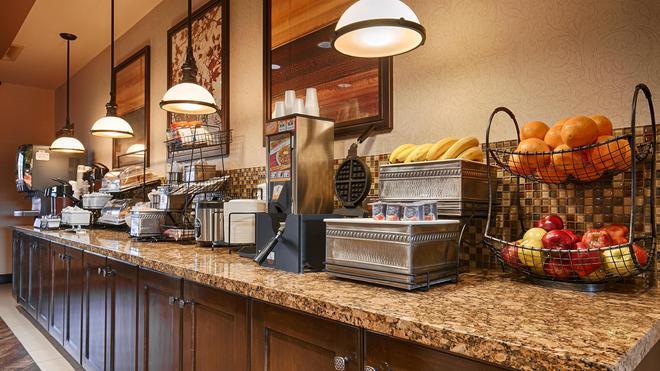 Best Western Plus Tupelo Inn & Suites - Tupelo - Buffet