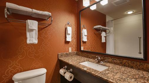 Best Western Plus Tupelo Inn & Suites - Tupelo - Phòng tắm