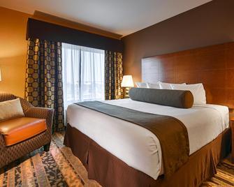 Best Western Plus Tupelo Inn & Suites - Tupelo - Ložnice