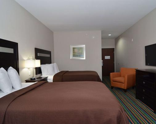 Quality Inn & Suites Kenedy - Karnes City - Kenedy - Bedroom