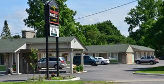 Mohawk Motel - Brantford - Building