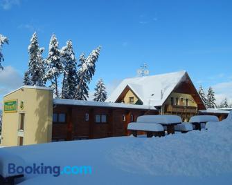 Hotel Bystrina - Demanovska Dolina - Gebouw