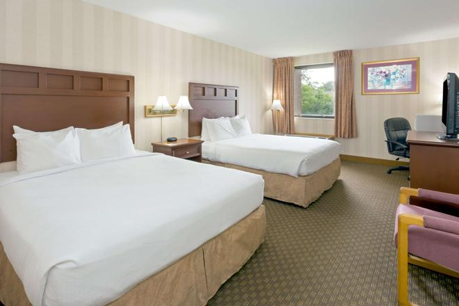 Days Inn Indianapolis - Indianapolis - Bedroom