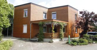 Greencity Boardinghouse - Freiburg im Breisgau - Κτίριο