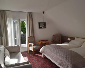 Hotel Knurrhahn - Глюксбург - Спальня
