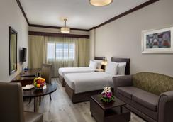 Savoy Crest Hotel Apartments - Dubai - Bedroom